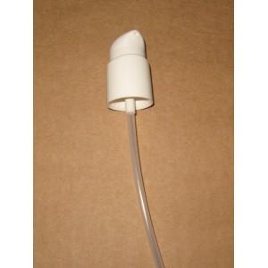 Pompe Crème 24 410 Adagio Blanche Haut débit Dose500