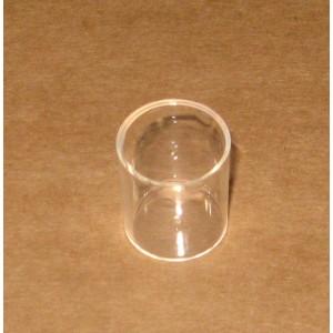 Capot PET Cristal Pour Pompe Métal Brillant 24 410