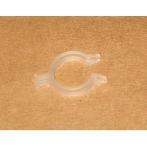 Clip de Sécurité PE Naturel Pour Pompe Argent Mat 24 410