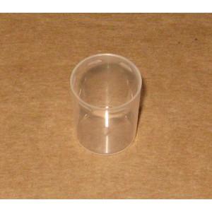 Capot PET Cristal Pour Pompe Crème 20 410