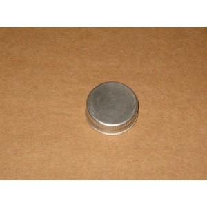 Capsule PP28 Aluminium striée avec Joint Saran Forme Basse