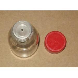 Capsule Sécurité Enfant PP28 Rouge avec compte goutte intégré