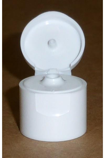 Capsule Charnière GL18 Blanche Trou3mm