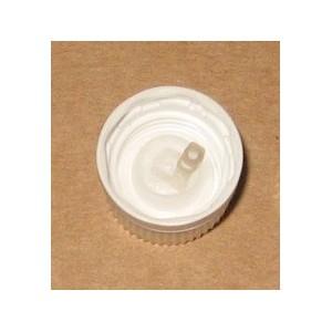 Compte Gouttes DIN18 PP Blanc Insert Aqueux STANDARD Inviolable