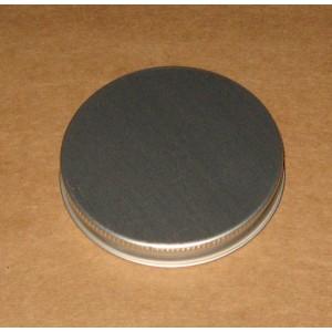 Couvercle 70-400 Aluminium Mat Strié JT Polespan