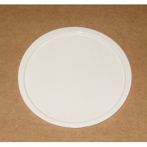 Obturateur PEHD Blanc 83-400