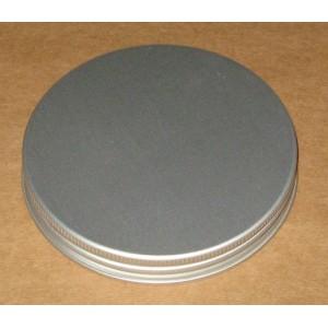 Couvercle 89-400 Aluminium Mat Strié JT Polespan