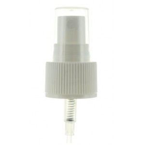Pompe Spray 24 410 Blanche Striée Dose130
