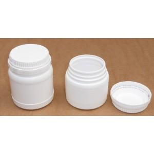 Pot PEHD Blanc Inviolable
