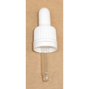 Compte-gouttes capillaire DIN18 L5ml