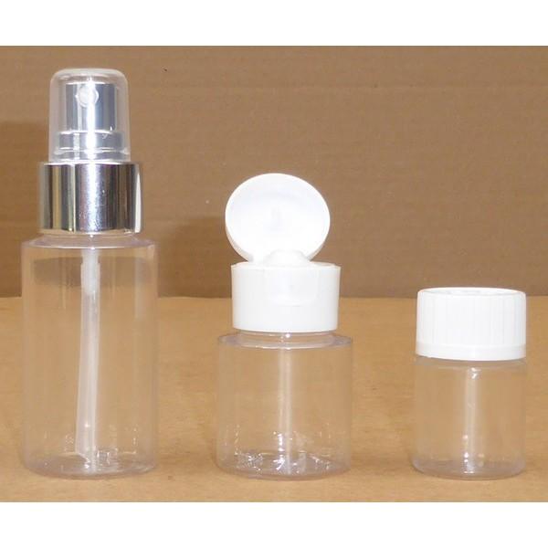 Flacon echantillon plastique petite contenance verreries - Petites pochettes plastiques ...