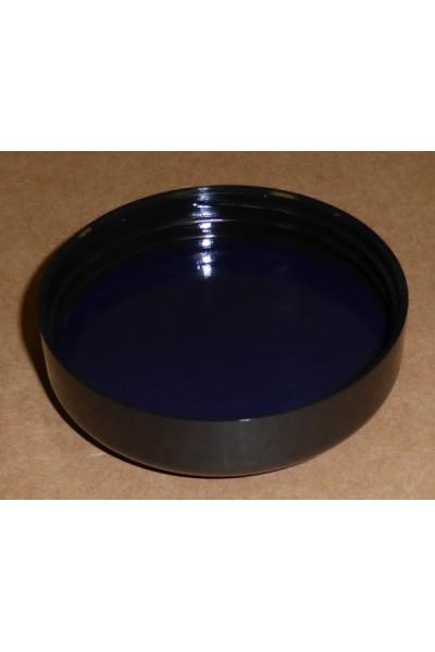 Couvercle noire 70-400 arrondi joint carton